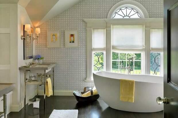 Распространенные ошибки при проектировании ванной комнаты