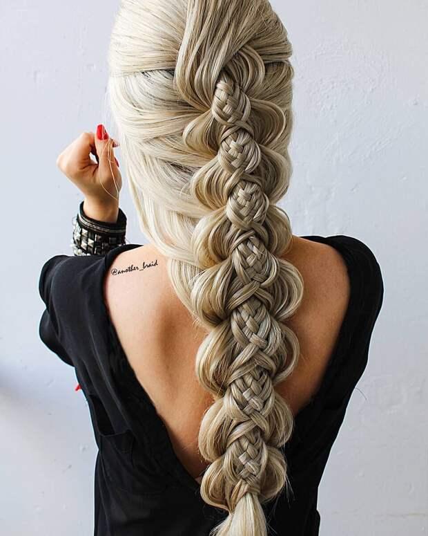 Девушка превратила плетение кос в искусство: 9 работ, после которых мне захотелось отрастить длинные волосы