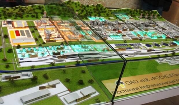 Нефтехимический комплекс вНаходке, вероятно, будет построен
