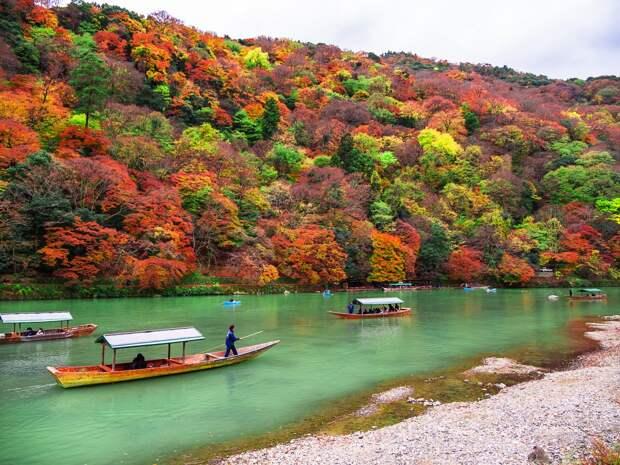 Почему Киото выбрали лучшим городом мира: 23 фотодоказательства