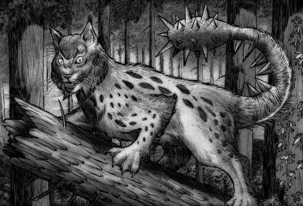 10 странных и мистических кошек, в которых люди когда-то верили