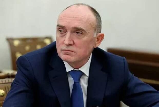 В отношении экс-губернатора Челябинской области возбудили уловное дело