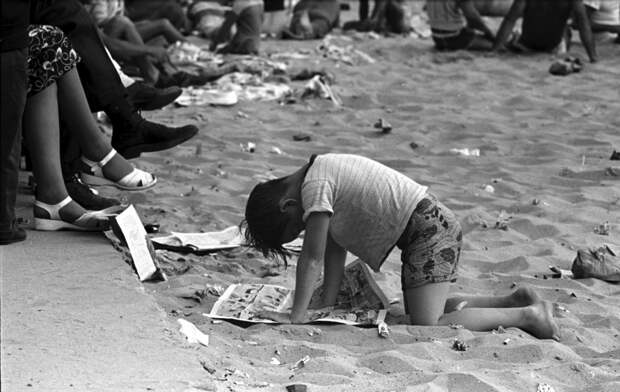 Калифорнийские пляжи