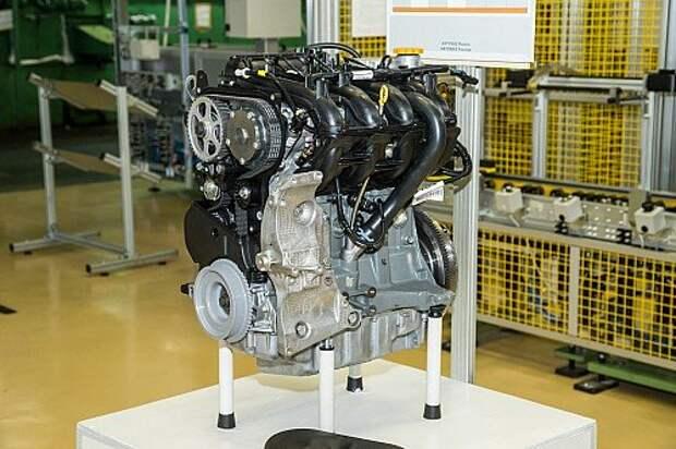 Разбираем новый 1,8-литровый двигатель ВАЗ-21179