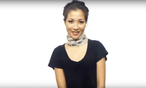 Быстрые и легкие способы завязать шарф. Удивите всех одним из способов