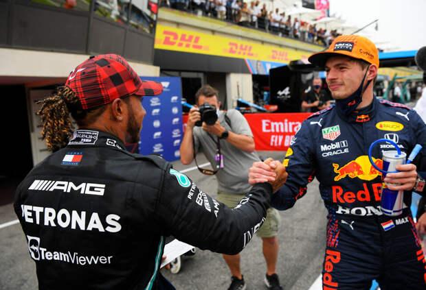 Личный зачет и Кубок конструкторов после Гран При Франции