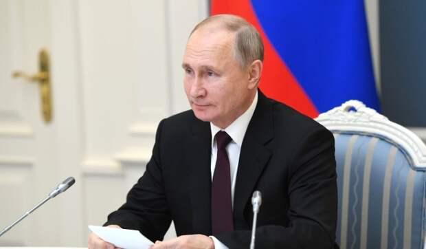 Кремль сообщил о путешествии Путина на Рождество
