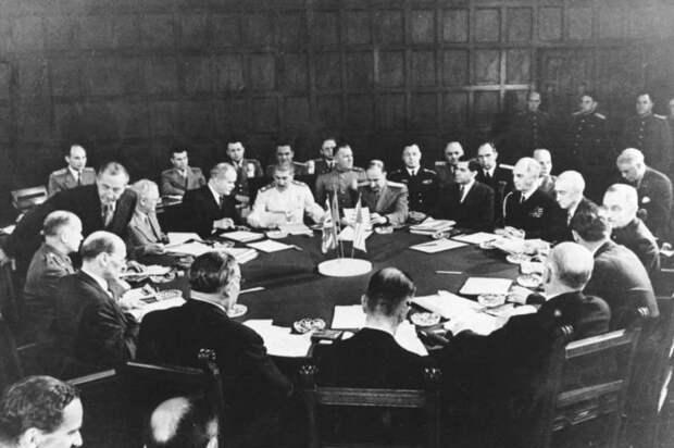 Потсдамская декларация: на каких условиях Японии было предложено капитулировать