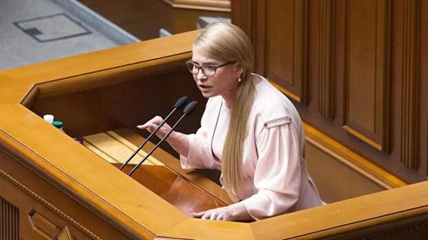 Тимошенко угрожает новой атакой на Россию