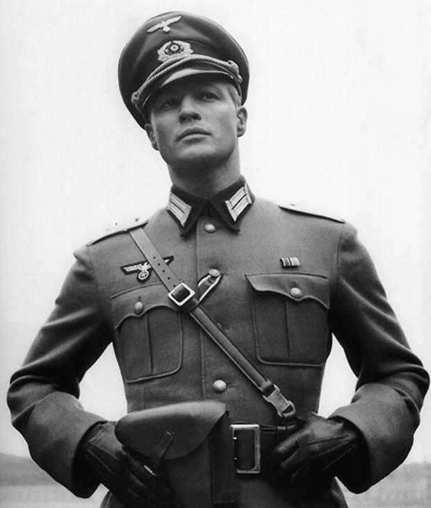 Лейтенант Кристиан Дистль.