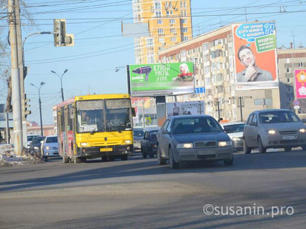 В Ижевске с 6 по 10 апреля временно изменится расписание автобусов