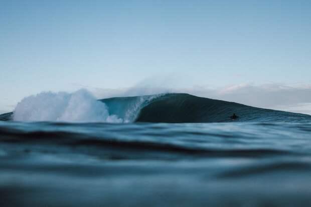Поклонение океану в фотографиях Ника Рэплея