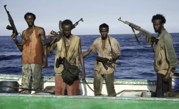 Судьба ликвидированных сомалийских пиратов может быть повторена польскими раздолбаями, мешающим строительству
