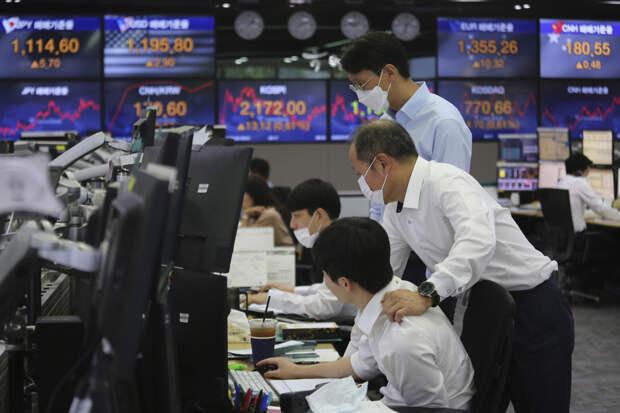 Мировая финансовая архитектура и COVID-кризис