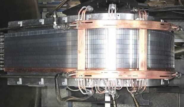 Участники проекта ИТЭР рассказали о сооружении термоядерного экспериментального реактора