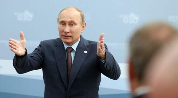Путин оскорбил Обаму, Навального и Францию! Три раза!