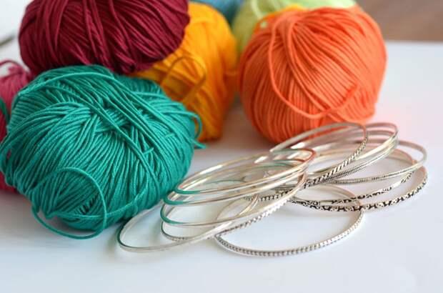 Оплетенные браслеты (Diy)