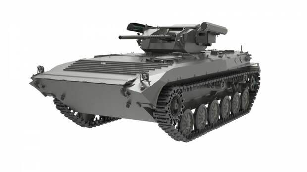 Боевые модули семейства «Воля» (Украина)