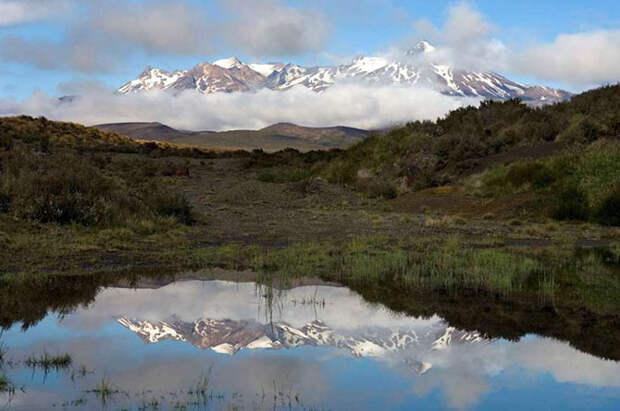Самые красивые вулканические озера мира