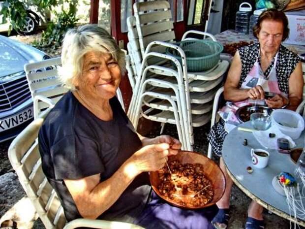 Киприотские сладости