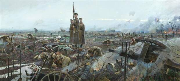 1916 год, сражение на Стоходе