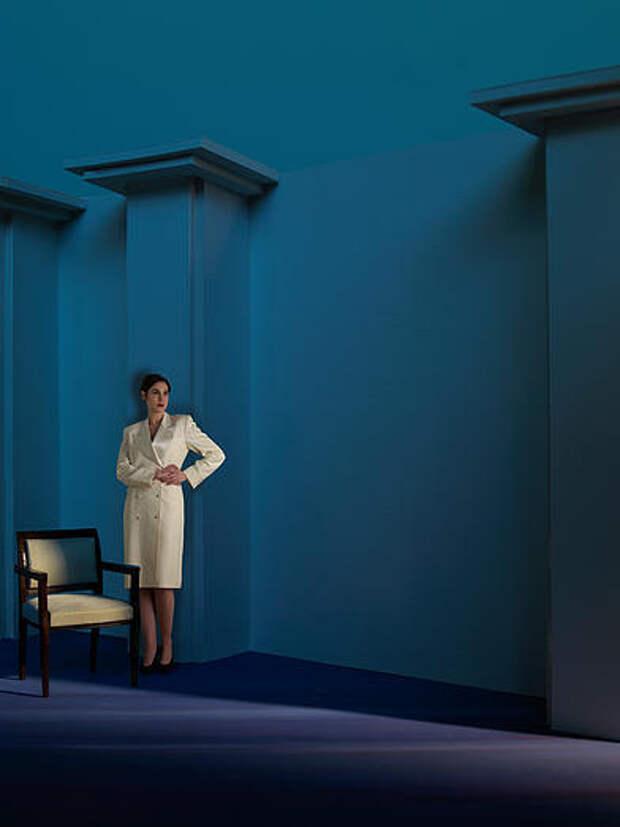 Женщина всегда в центре: красивые фотографии Clark & Pougnaud