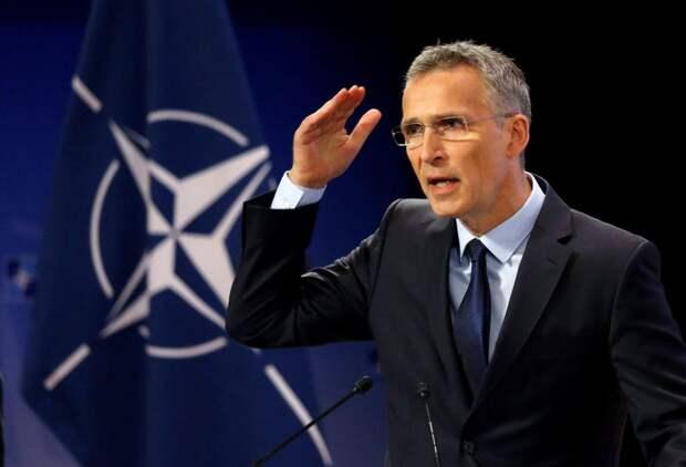 Генсек НАТО не увидел в России угрозы военного нападения