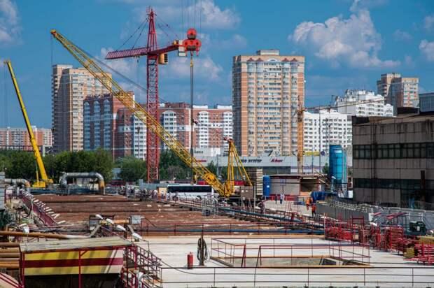 У станции «Лианозово» запланировано строительство пересадочного узла