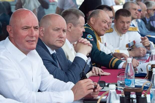 Развожаев о главной задаче Севастополя — быть пристанищем для моряков