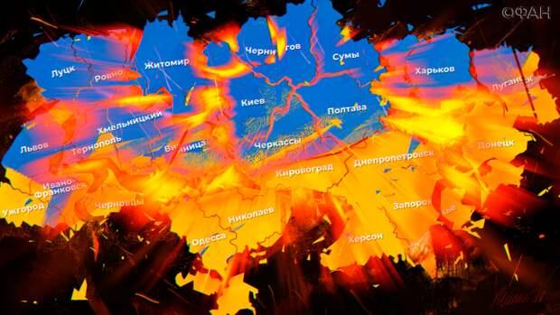 Экс-депутат Рады указал, какие территории потеряет Украина в случае атаки на Донбасс