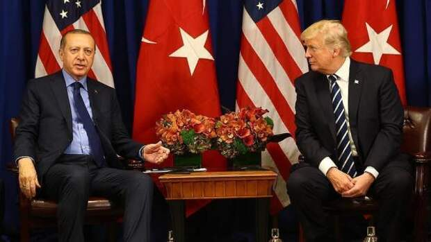 После выборов вТурции началась подготовка квстрече Трампа сЭрдоганом