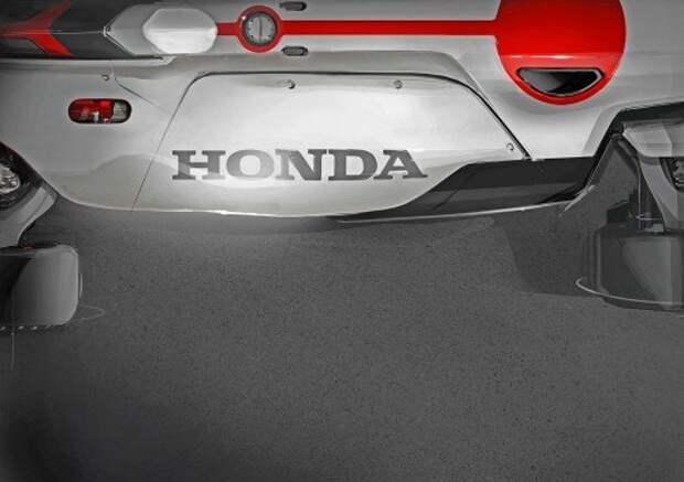 Тизер концепта Honda 2 & 4 Project