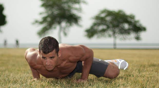 Как меняется тело, если делать планку каждый день