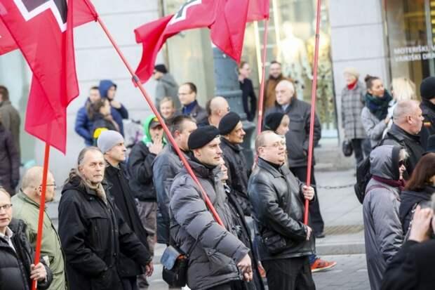 Литовские фашисты цинично осудили ветерана госбезопасности