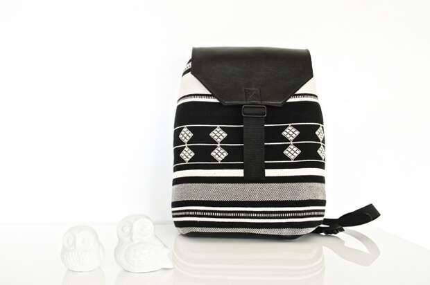 Рюкзак из подушки (Diy)