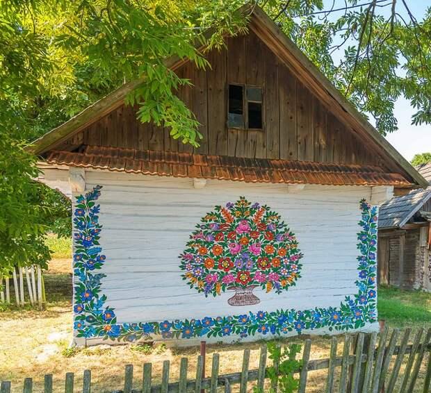 Самая красивая польская деревня