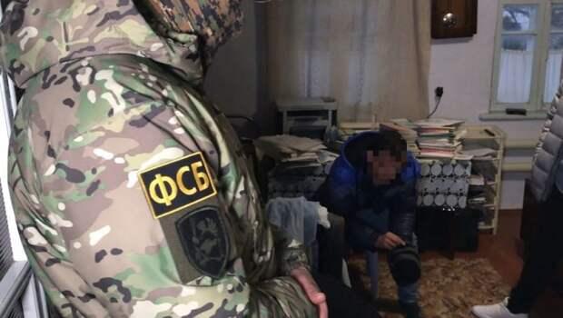 ФСБ задержало террористов под Москвой
