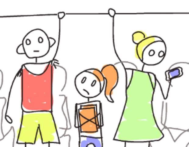 12 вещей, которые понятны девушкам только маленького роста