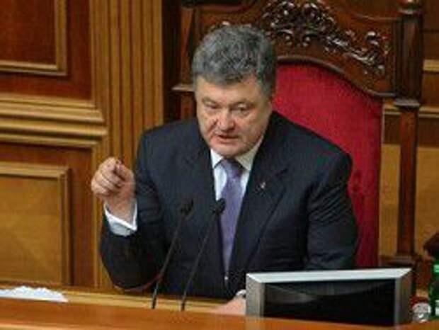 Новость на Newsland: Порошенко: на Украину нужно отправить полицейскую миссию ООН