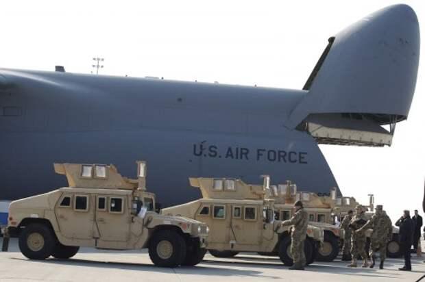 США поставят Украине 230 внедорожников Humvee