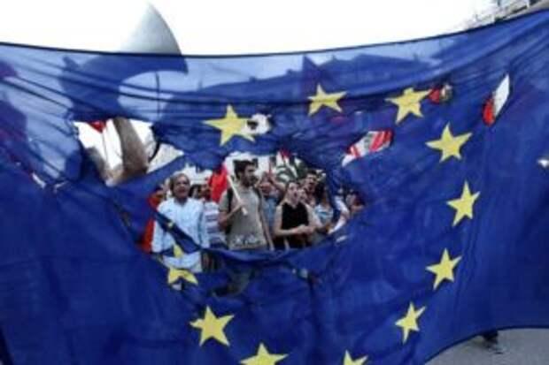 Давайте оставим Европу в покое.Пусть рассыпается