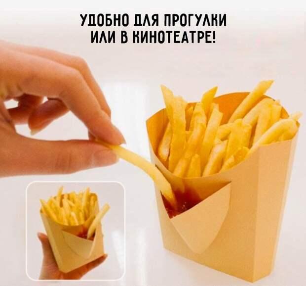 10 гениальных упаковок, которые делают жизнь проще