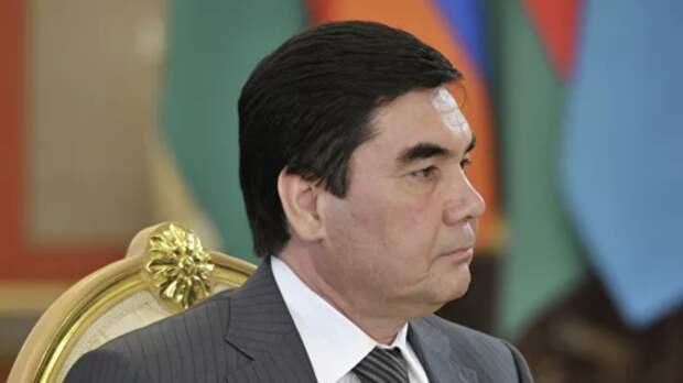 Умер отец президента Туркменистана