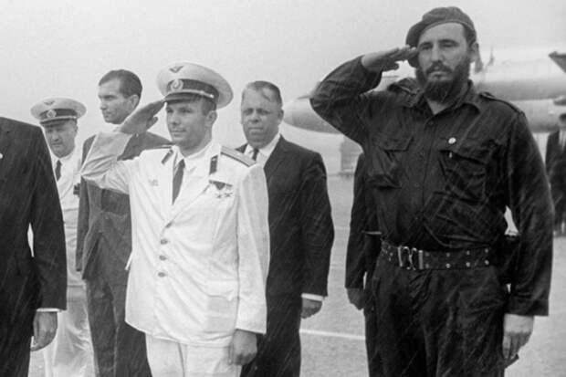 Как сотрудники ЦРУ готовили покушение на Юрия Гагарина