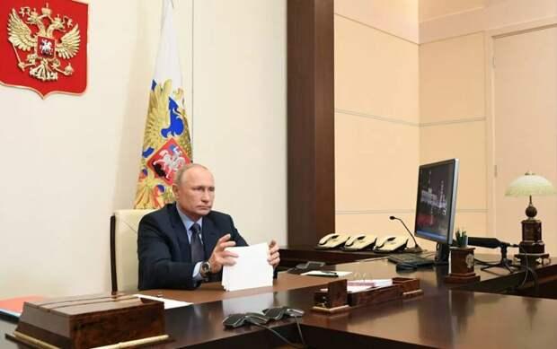 Путин упразднил Роспечать и Россвязь
