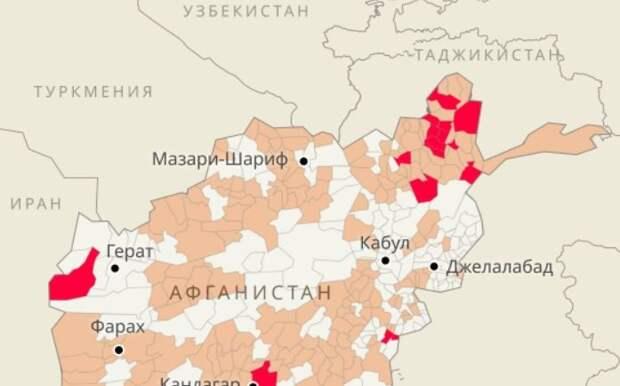 Баграм наш: О событиях в Афганистане