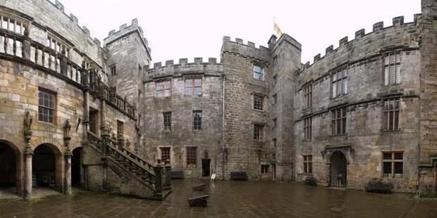 Замок Чиллингхэм, Великобритания история, мистика