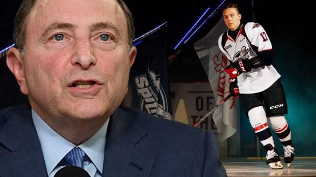 Сын Ларионова предложил революцию в НХЛ. Но обмен лигами, как в футболе — утопия для хоккея