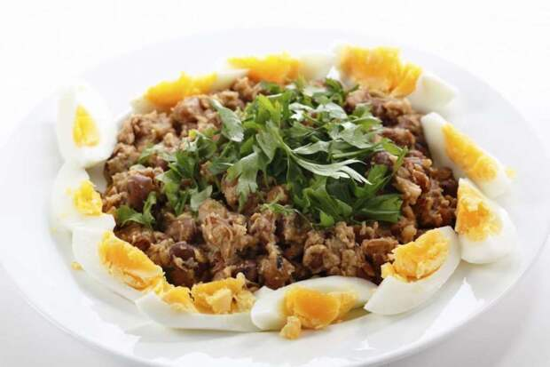 Ful medames (Египт) блюдо, еда, туризм