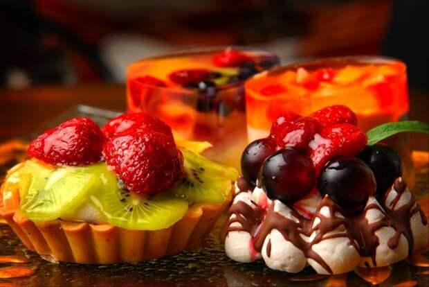 Желейные десерты: необыкновенно красивые и вкусные лакомства!